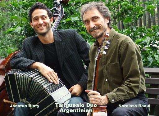 Tanguealo Duo